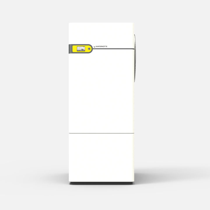 waterkotte ecotouch air lci plus luftw rmepumpe 5 11 kw. Black Bedroom Furniture Sets. Home Design Ideas
