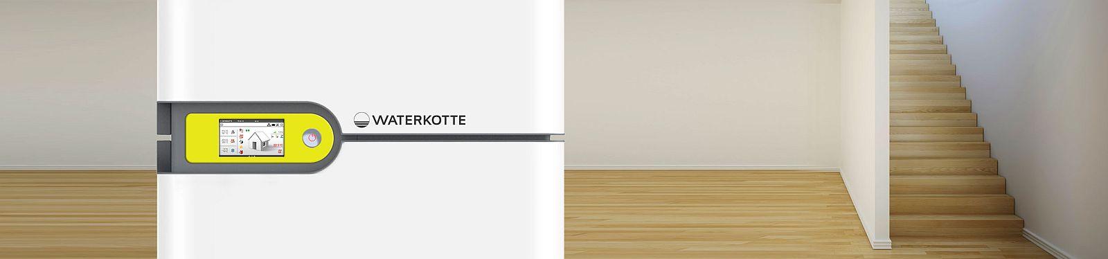 waterkotte ecotouch air kaskade zubadan luft w rmepumpe 22 56 kw. Black Bedroom Furniture Sets. Home Design Ideas